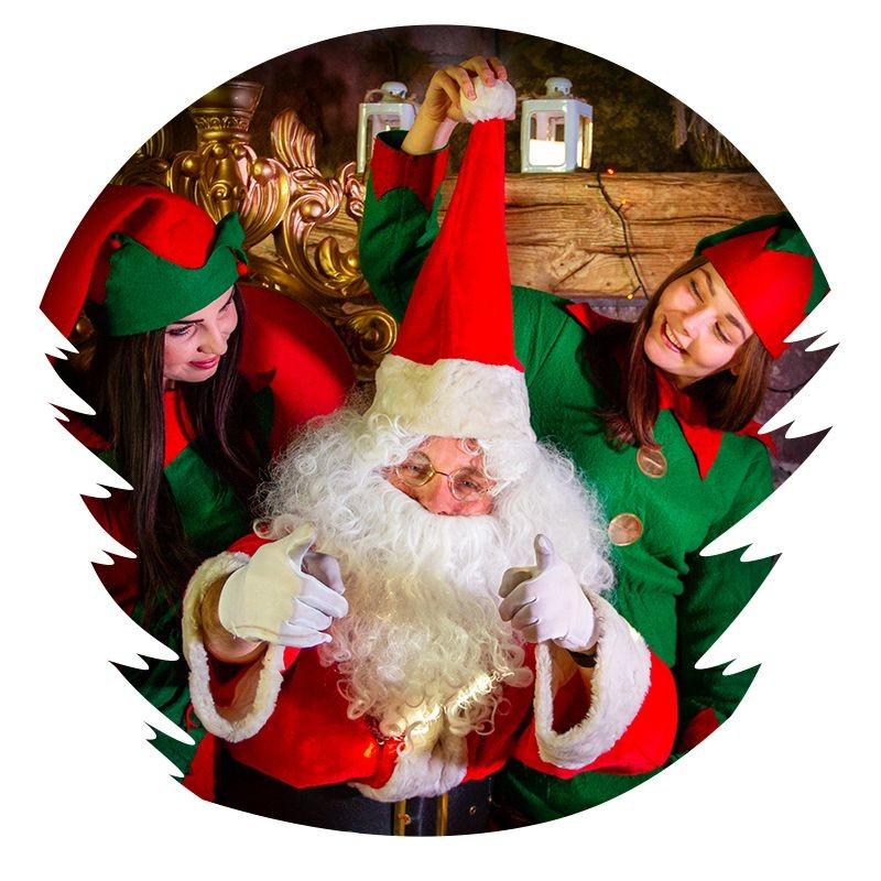 Agencja Świętego Mikołaja - Choinka Firmowa